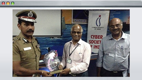 One Day Workshop in Chennai on E-Security in Banking on 10-Oct-2014